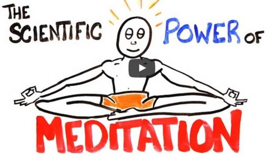 scientific power of meditation