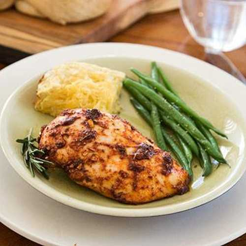 balsamic low carb chicken