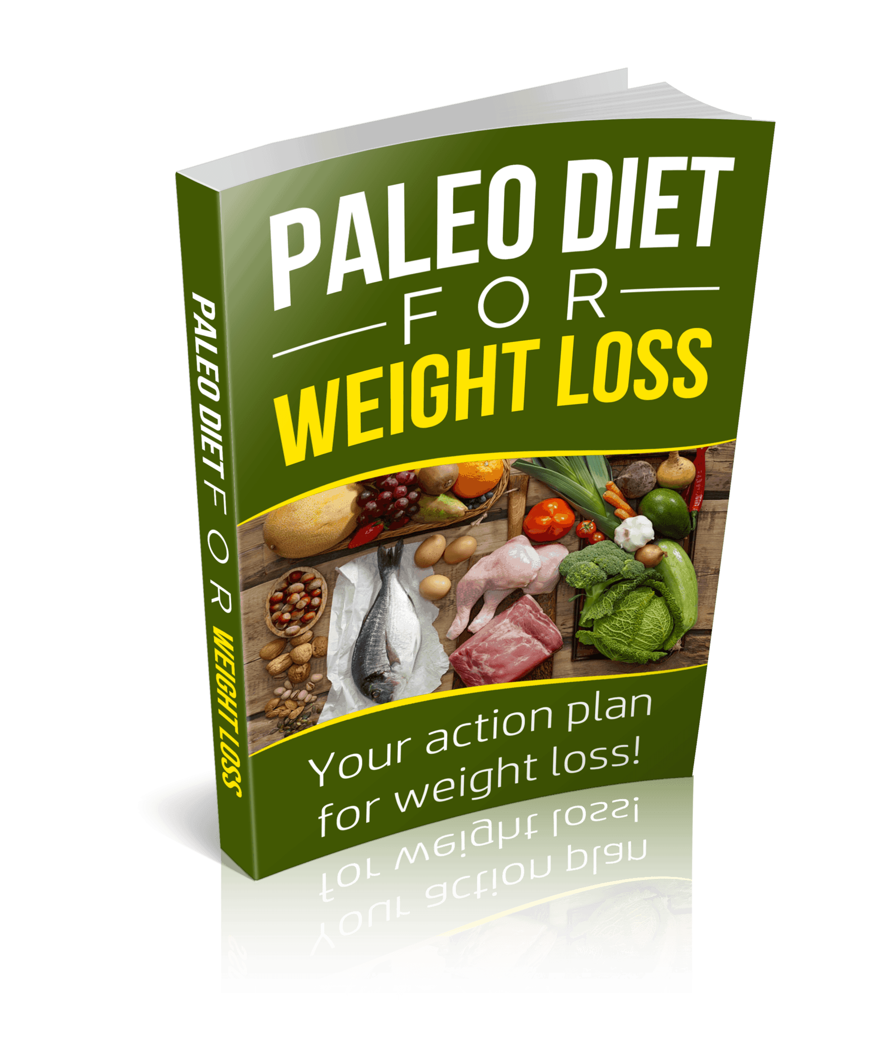 paleo diet for weight loss free ebook
