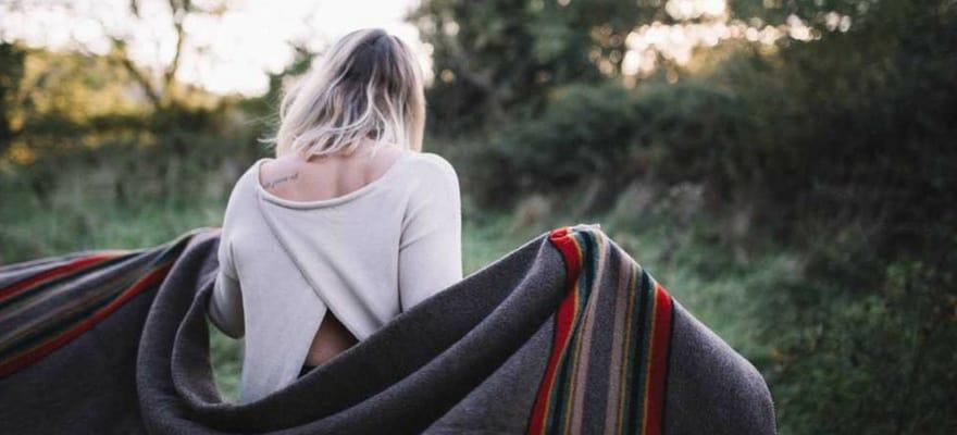 best meditation blanket