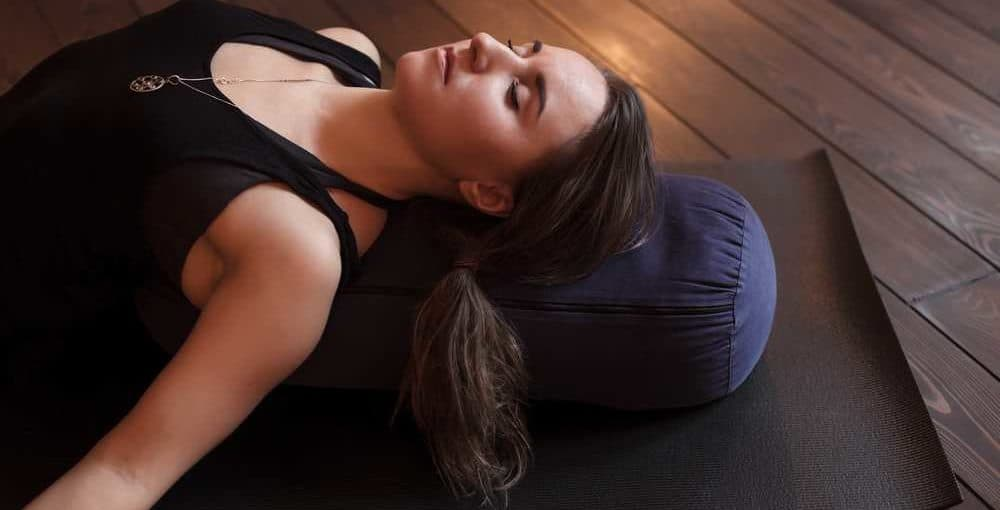 best yoga bolster