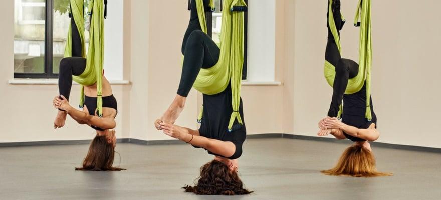 best yoga swings