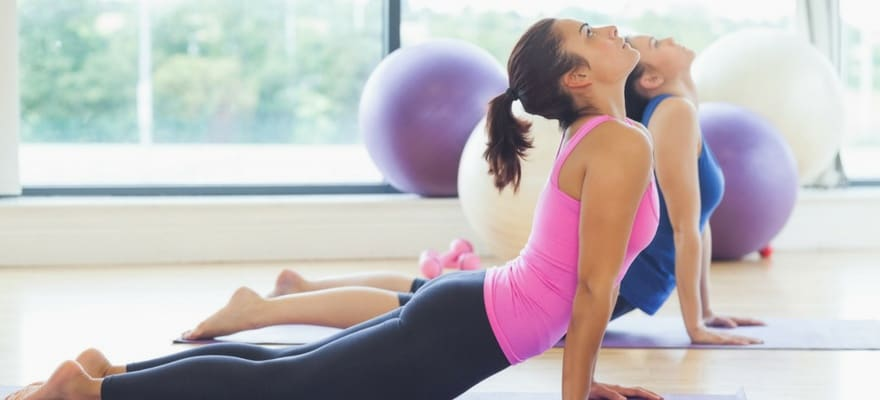 best yoga poses for back pain
