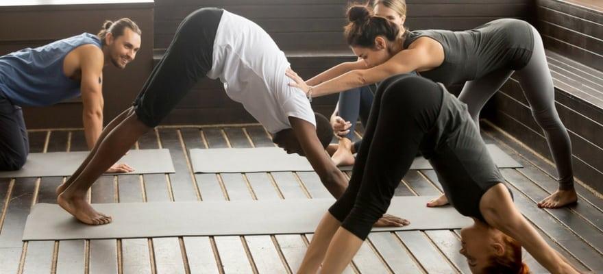 best non slip yoga mats