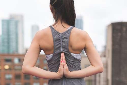yoga-prayer-pose