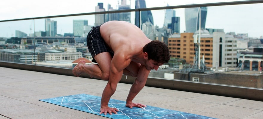 yoga postures for men
