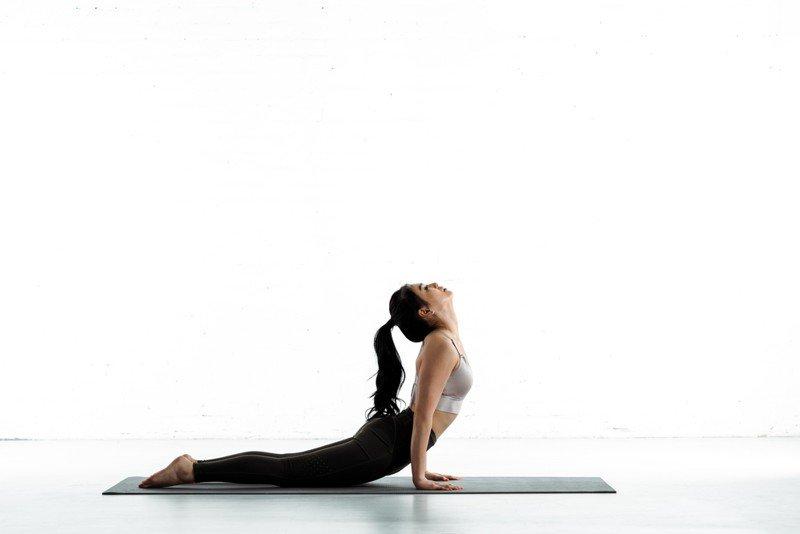 review of non-toxic yoga mats