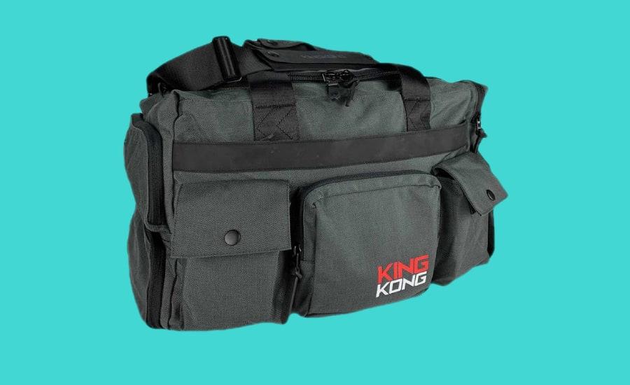 King kong PLUS45 duffel bag